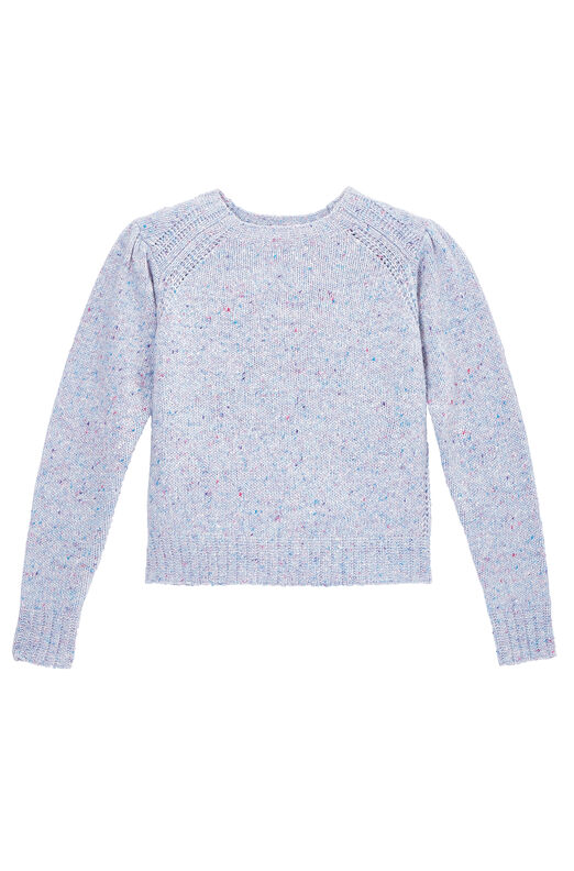 La Vie Donegal Tweed Pullover