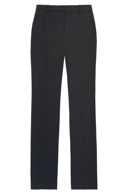 Pinstripe Suiting Trouser