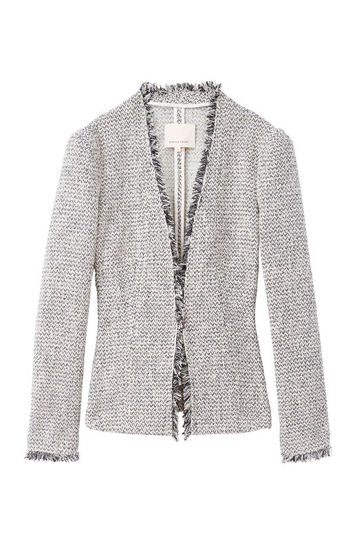Multi Tweed Blazer