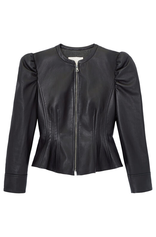 Victorian Leather Jacket