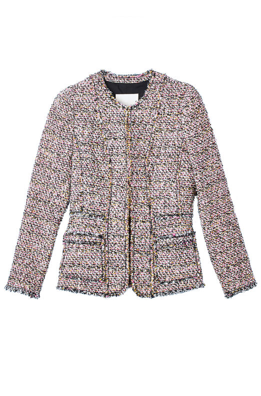 Multi Tweed Jacket