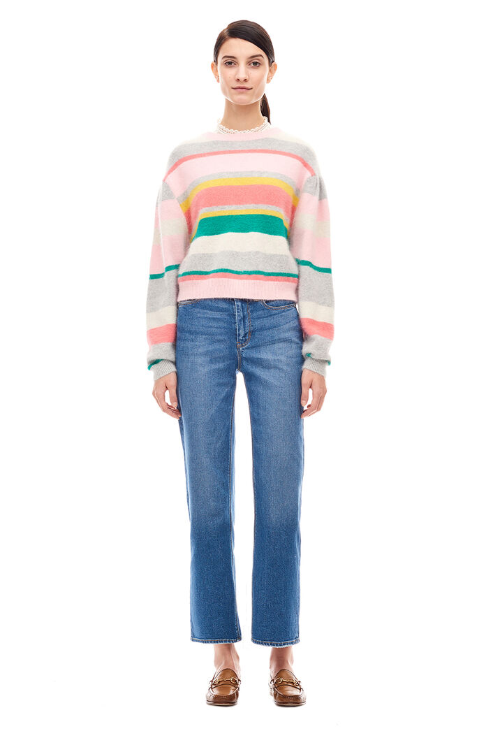 Striped Pullover - Multi