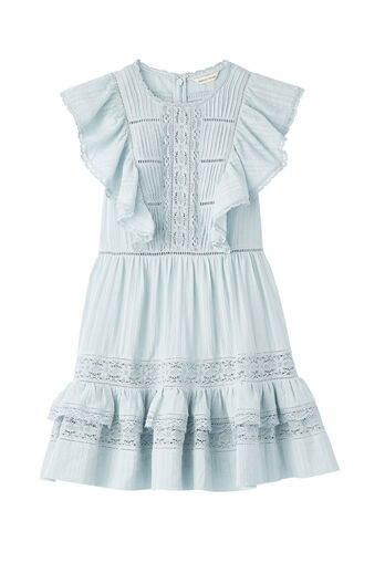 Cotton Gauze Dress