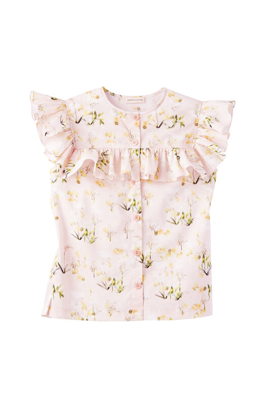 Firefly Floral Top