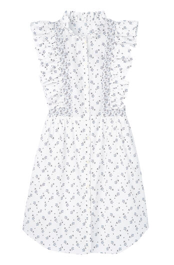 La Vie Breeze Print Dress