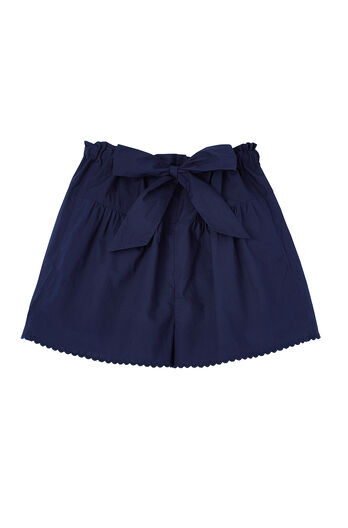 La Vie Washed Poplin Short