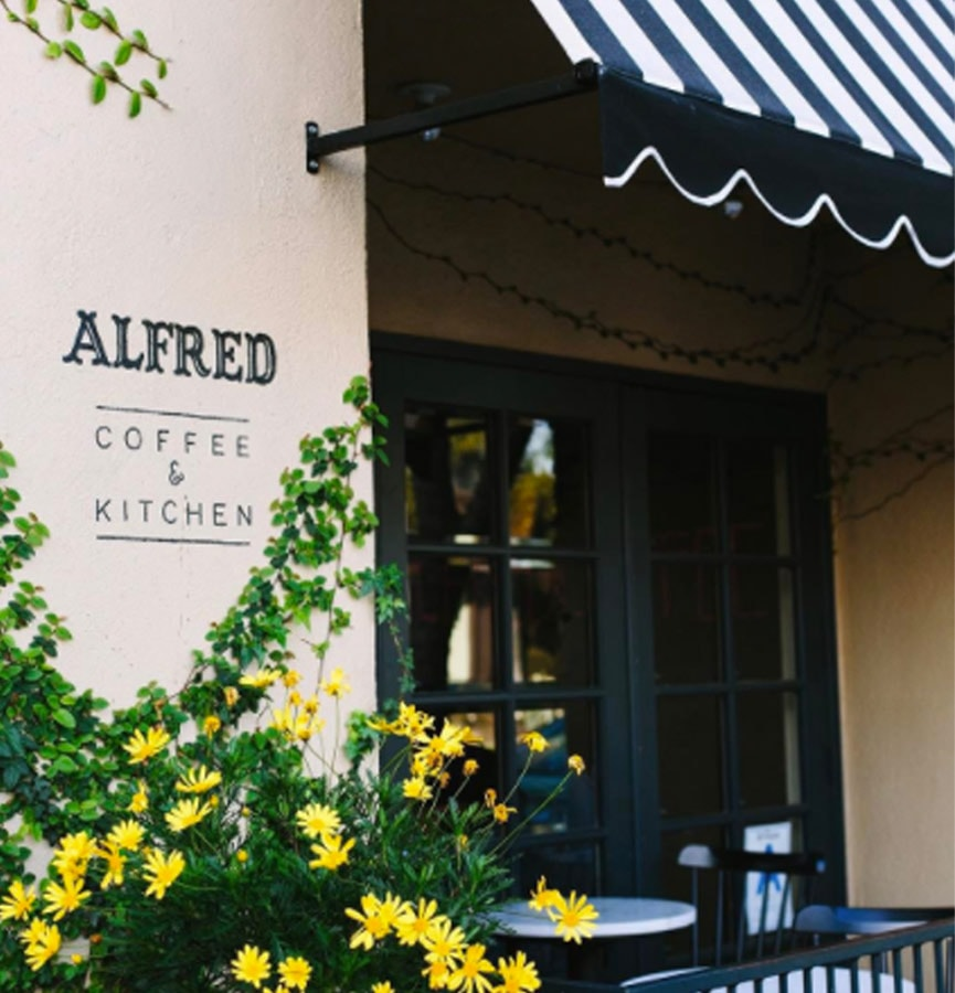 Sip Alfred Coffee
