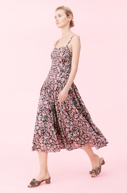 La Vie Falaise Floral Dress