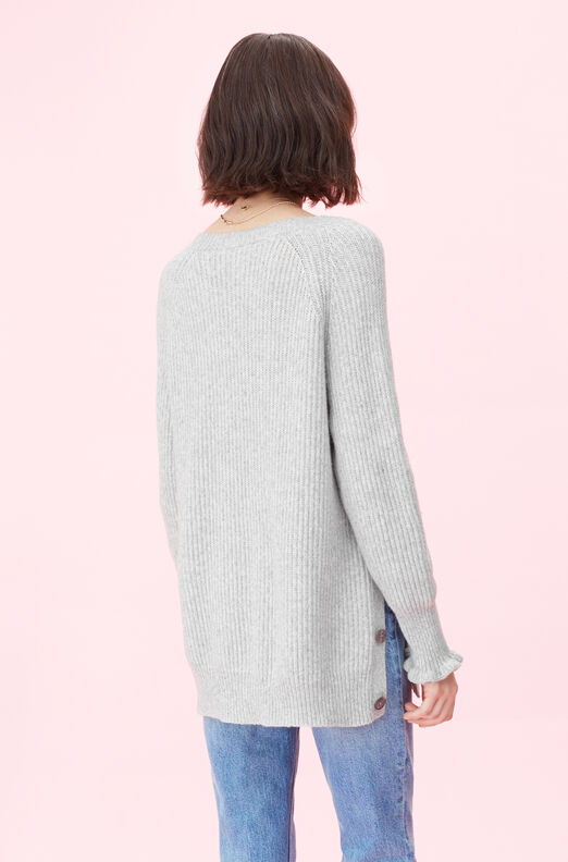 Novelty Stitch Pullover