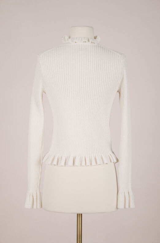 ReCollect La Vie Ribbed Cardigan