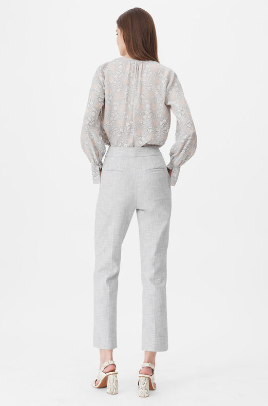 Tailored Slub Suiting Pant