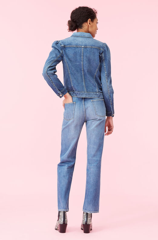 La Vie Stretch Denim Jacket