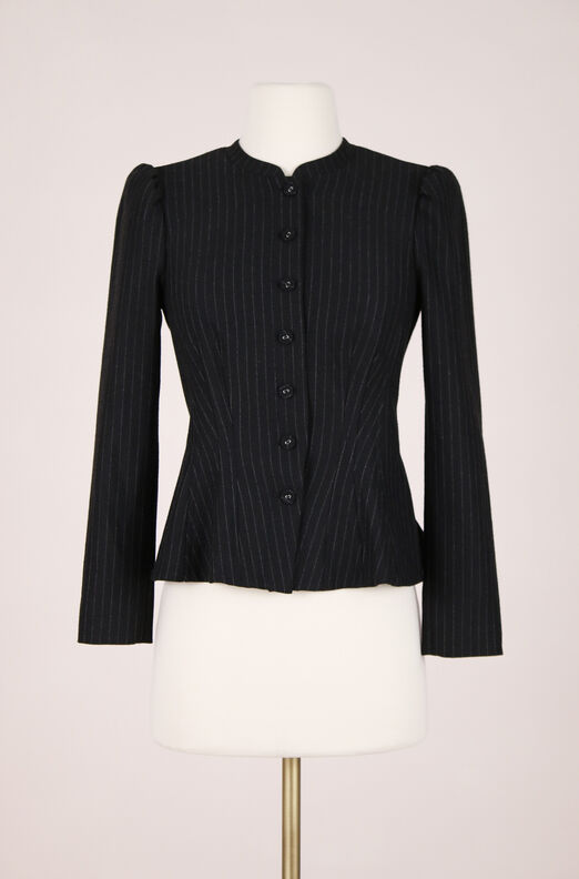 ReCollect Victorian Pinstripe Jacket