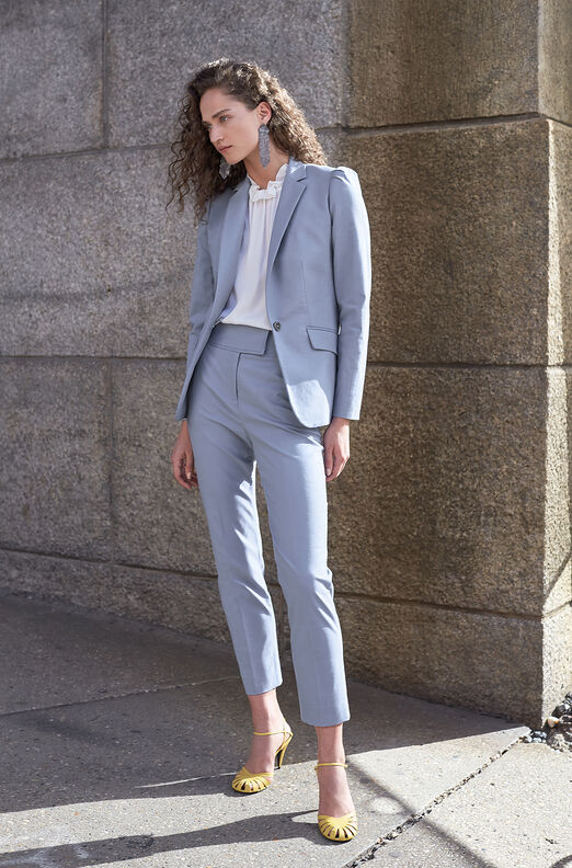 Tailored Stretch Modern Suiting Blazer