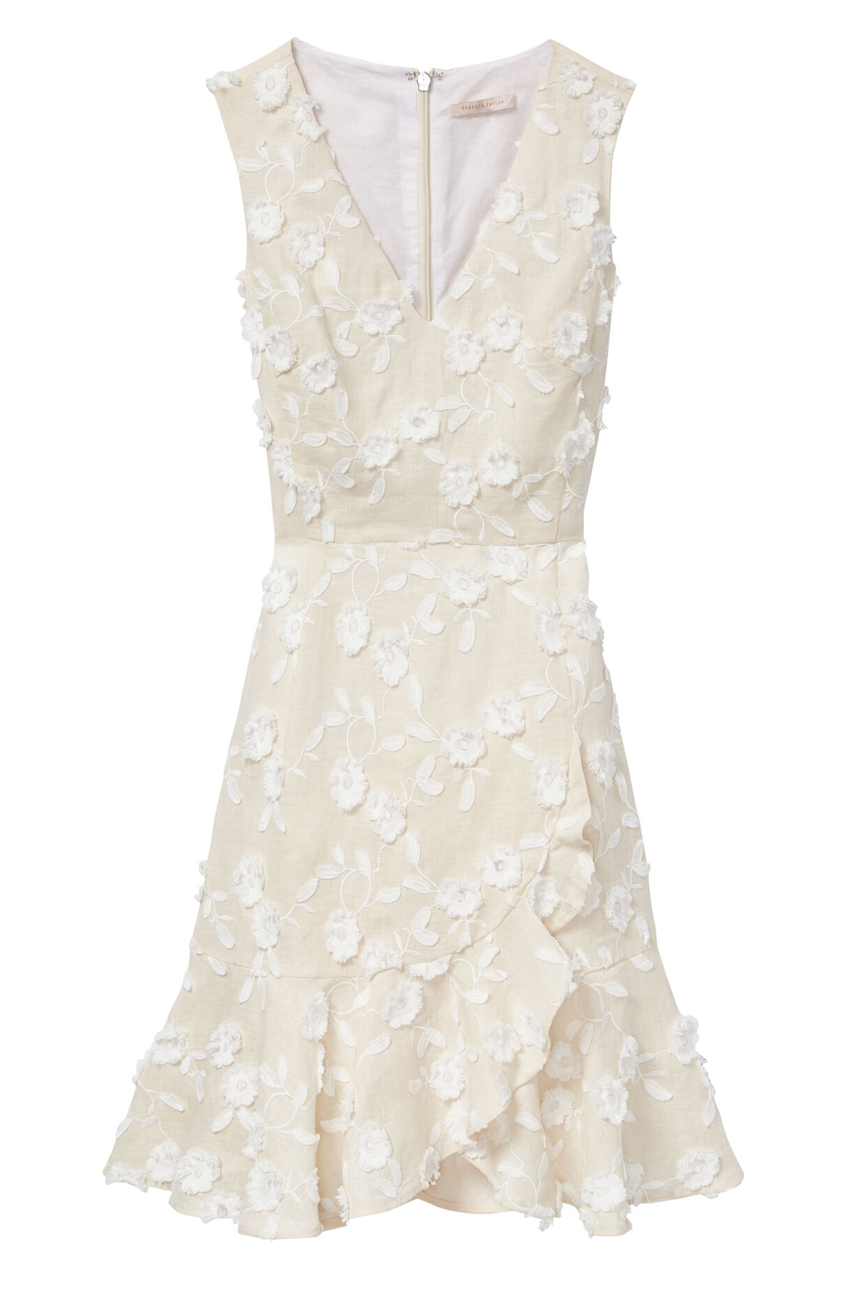997d8fc029a ... Nicola Embroidered Wrap Dress