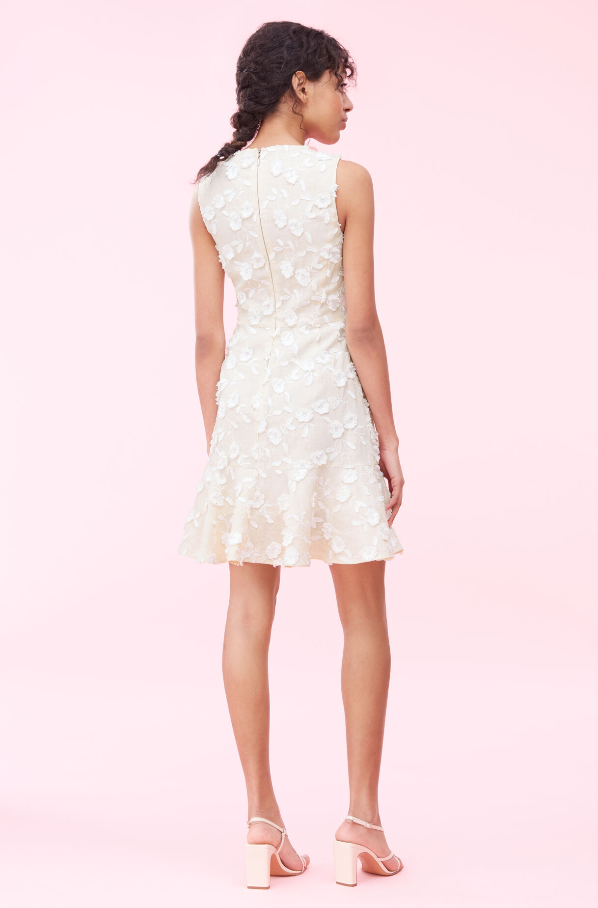 5a9d913cafd ... Nicola Embroidered Wrap Dress ...