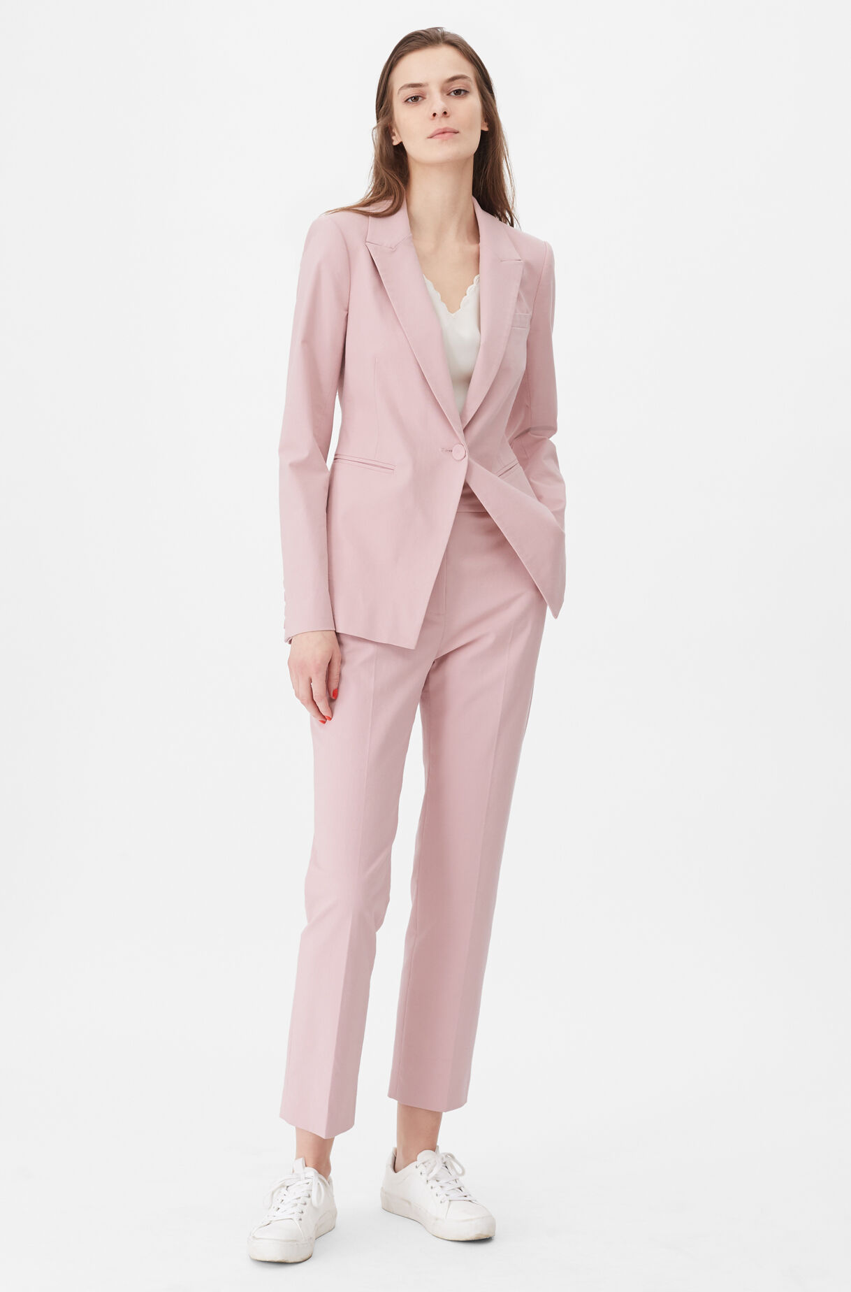 Tailored Stretch Modern Suiting Jacket, , large