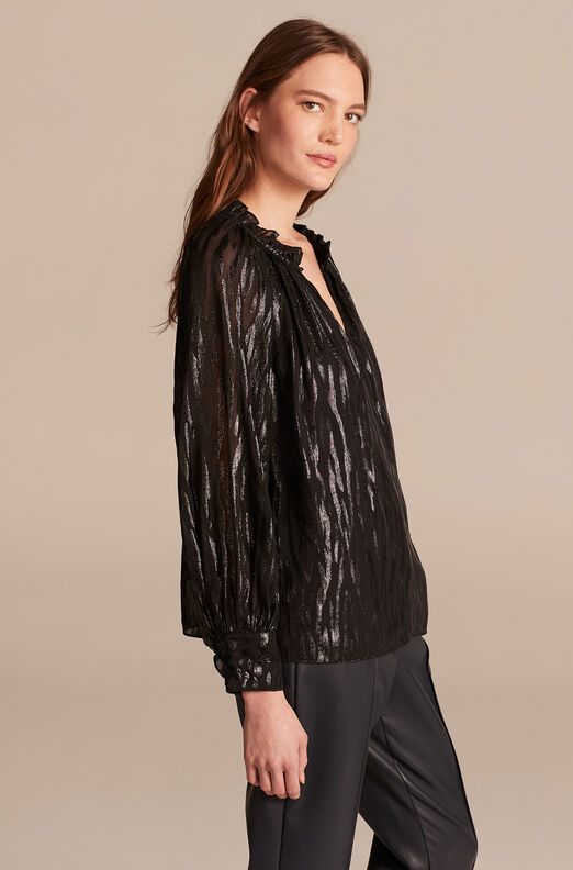 Safari Top, Black Combo, large