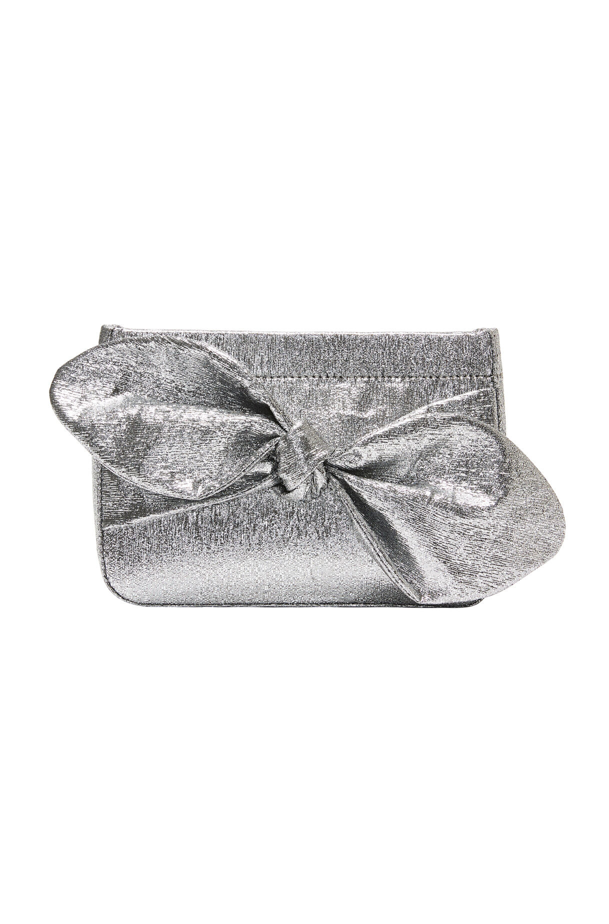 Cecily Bow Clutch, , large