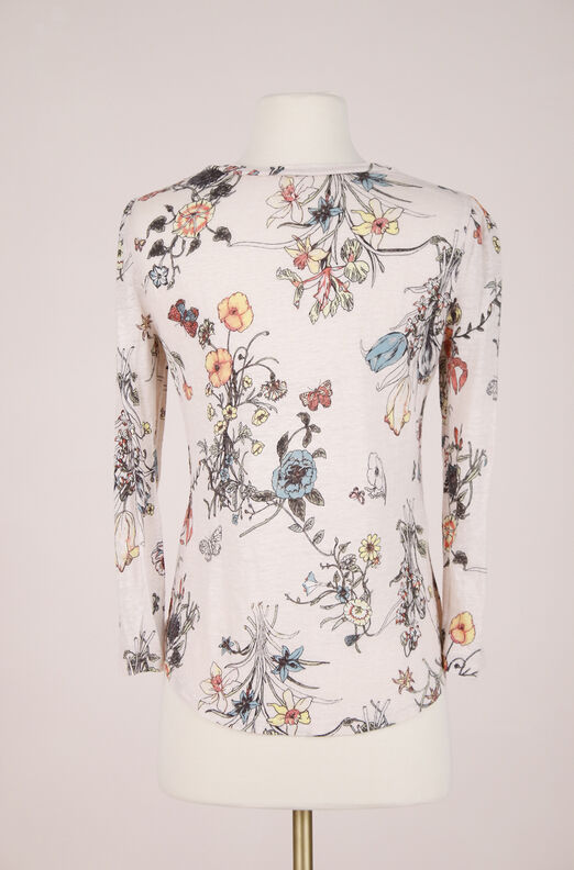 ReCollect Meadow Floral Tee
