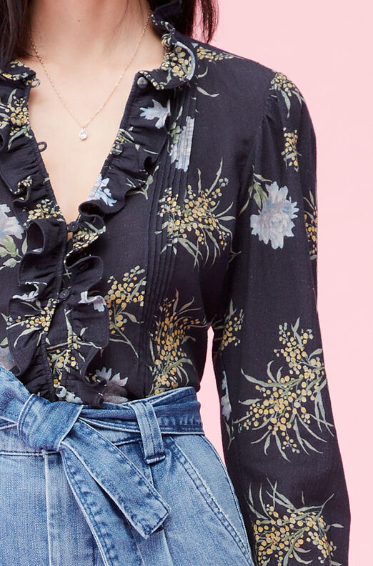 La Vie Winter Jasmine Top