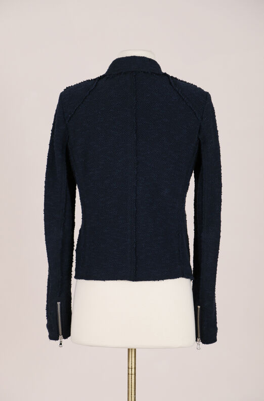 Recollect Boucle Moto Jacket