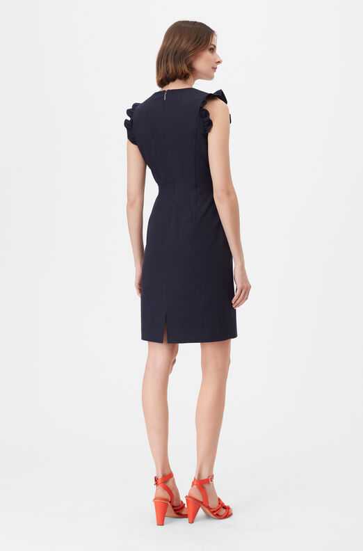 Tailored Stretch Modern Suiting Dress