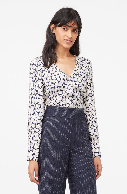 Tailored Chamomile Fleur Top