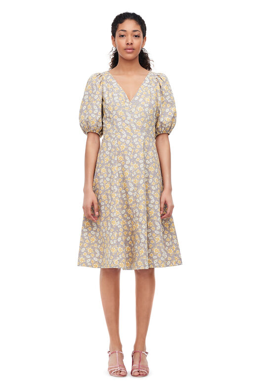 La Vie Margeaux Meadow Poplin Dress