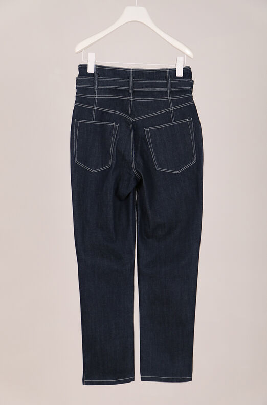 Recollect La Vie Belted High Rise Jean