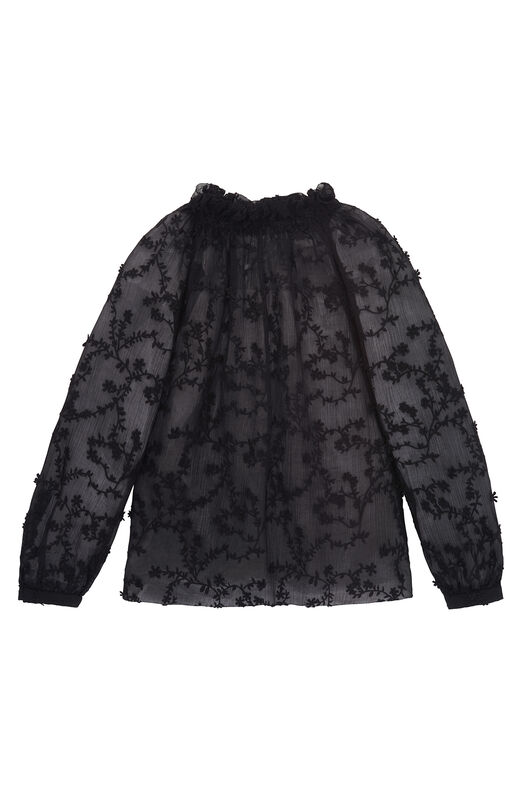 Ellie Embroidered Top