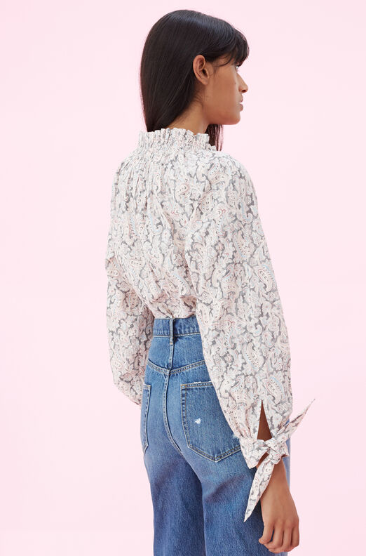 La Vie Paris Paisley Top