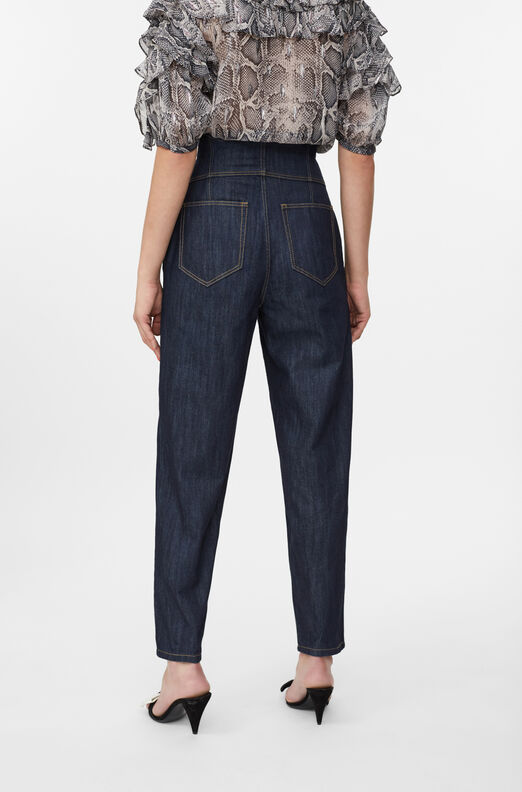 La Vie Pleated Jean
