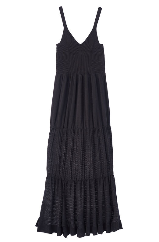 La Vie Ribbed Knit Dress