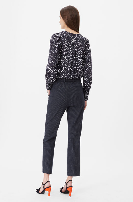 Tailored Pinstripe Suiting Pant