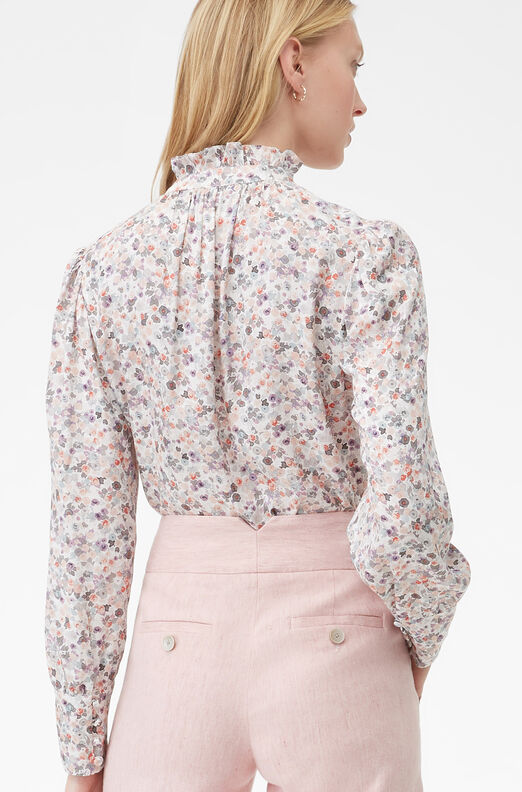 Tailored Confetti Fleur Top