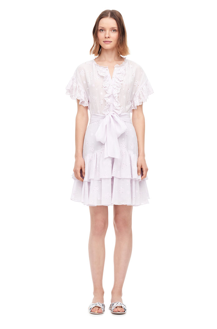 Dree Embroidered Dress by Rebecca Taylor