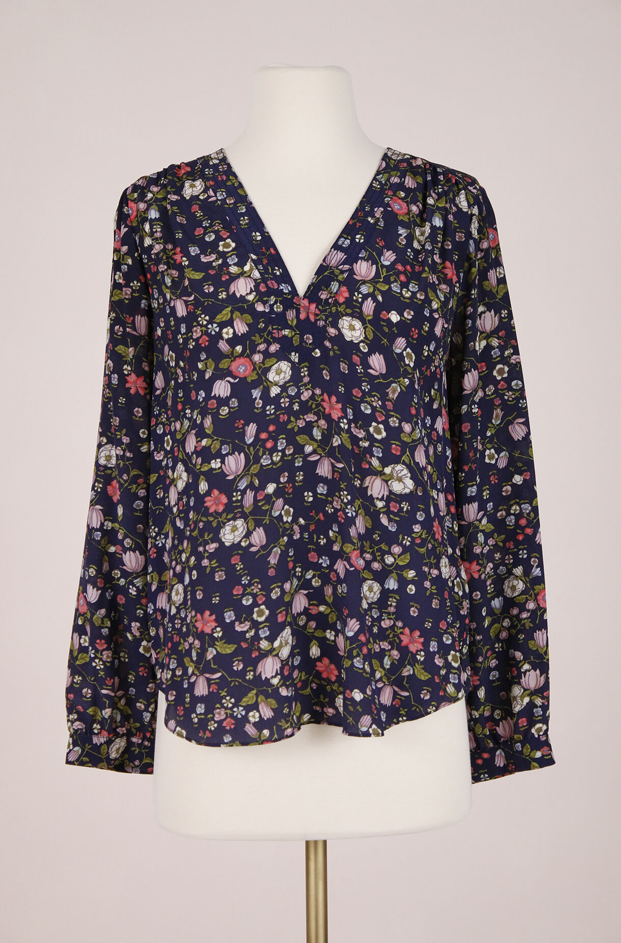 ReCollect Tapestry Garden Top