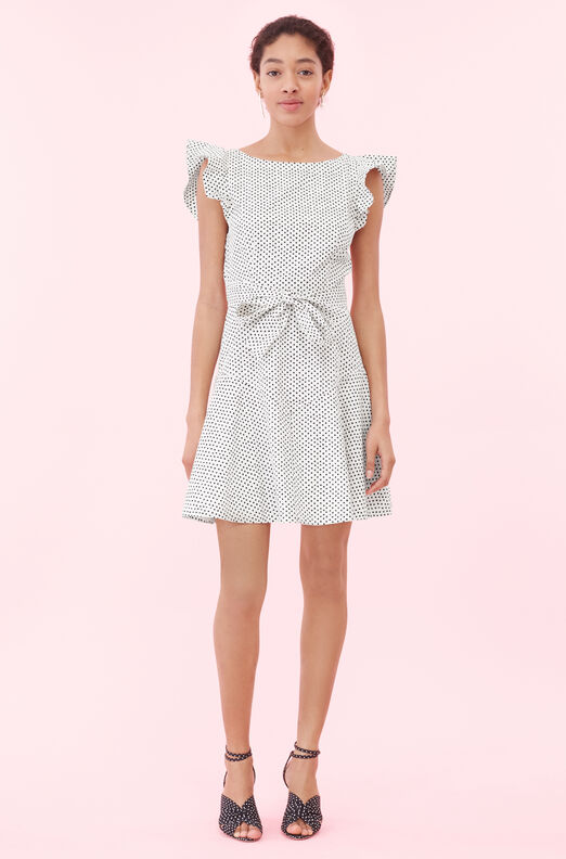 La Vie Corinne Dot Dress