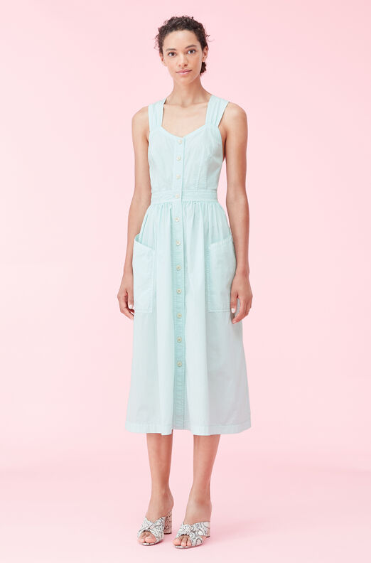La Vie Parachute Poplin Dress