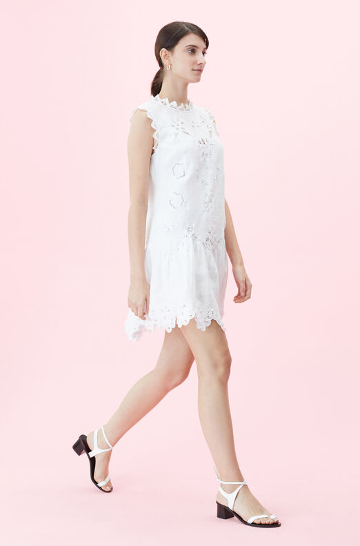 Terri Embroidered Dress