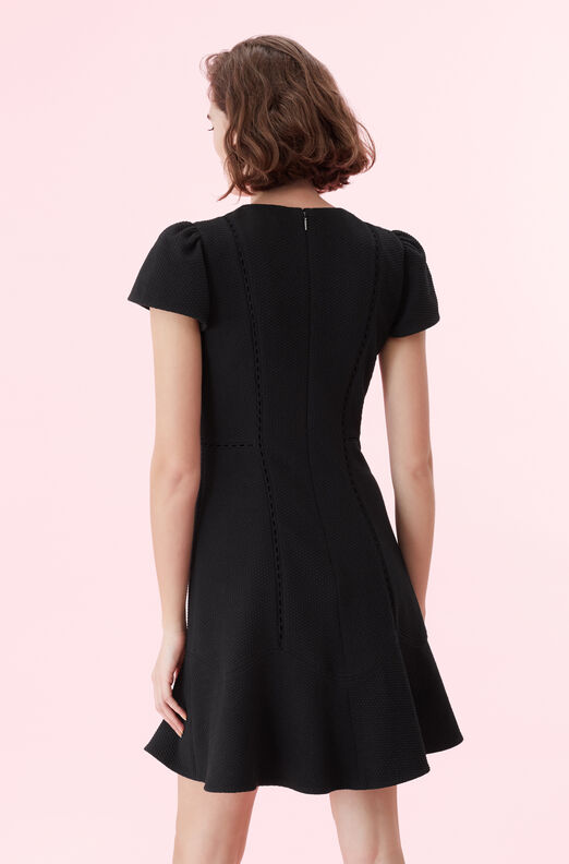 Stretch Texture Dress