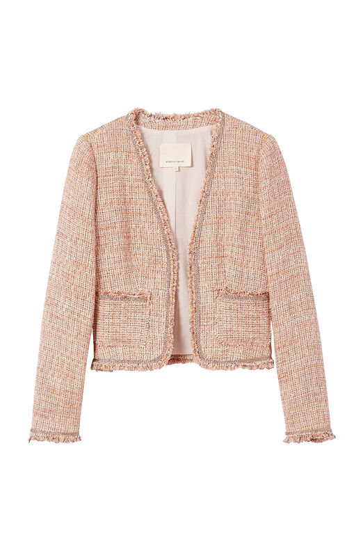 Spring Tweed Jacket