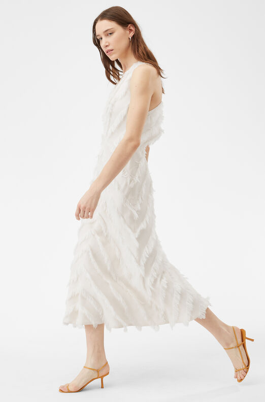 Bias Fringe Dress