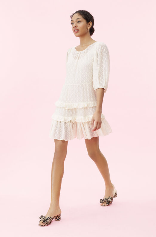 Michelle Embroidered Dress