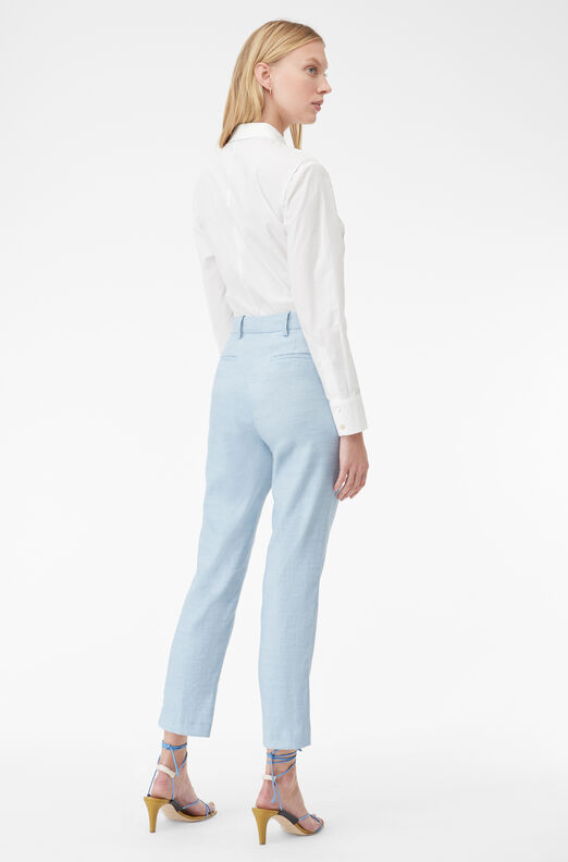 Tailored Twill Suiting Pant