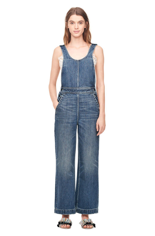 La Vie Denim Jumpsuit - Sorbonne Wash