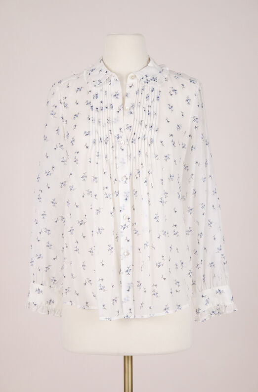 ReCollect Spring Floral Top