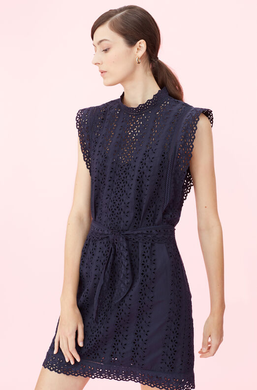 Karina Eyelet Dress