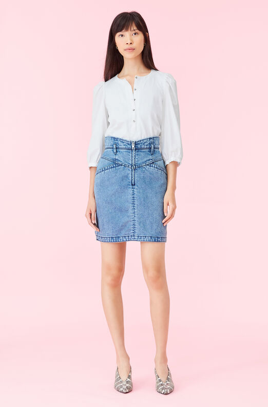 La Vie Denim Skirt
